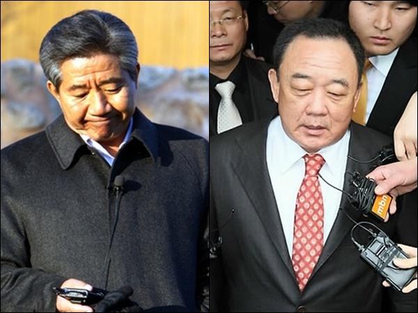 20090411노무현전대통령 태광실업박연차회장께 직접전화로 100만달러 요구했다고 검찰밝혀