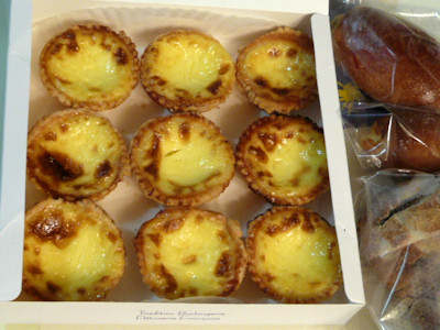 Macao Egg Tart in Seoul