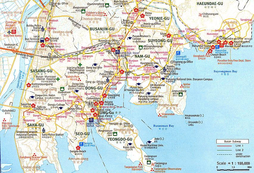 Seoul Subway Map English 2014.Korea Maps Korea Expat Blog