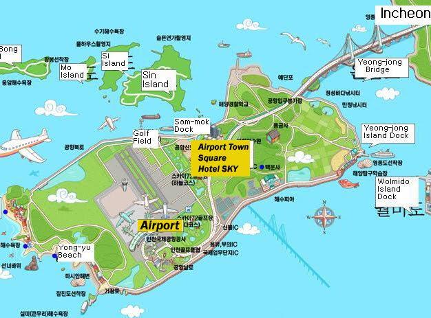 inCheon AirPort Express Train  Korea Expat BLog