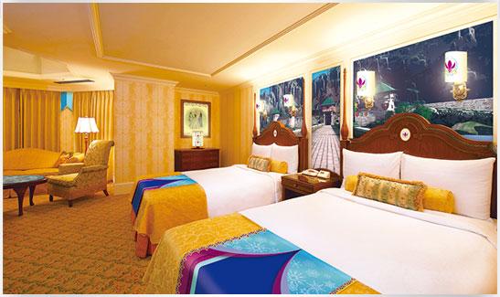 Tokyo Disneyland Hotel Frozen Fantasy Special Room tdh_rom_ph01