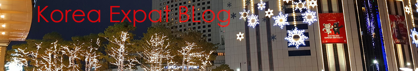 Korea Expat BLog